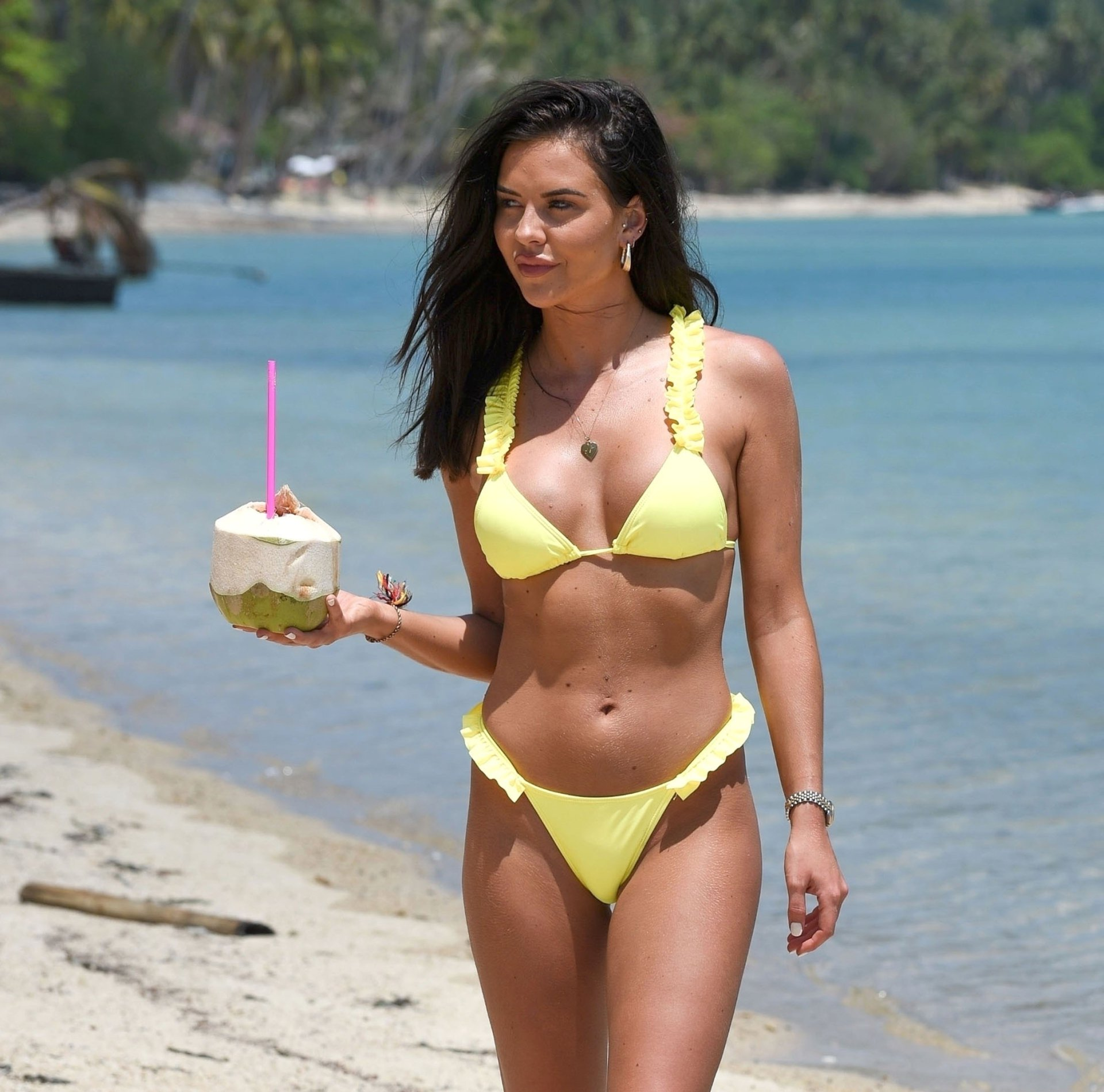 Shelby Tribble Sexy Bikini Body