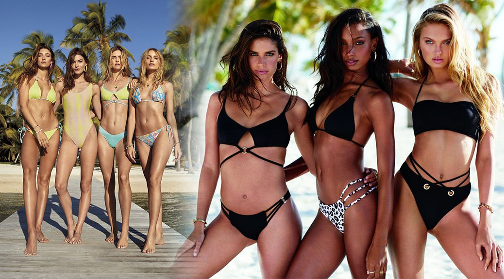 Various Models - Victoria's Secret 2019 Swim Collection