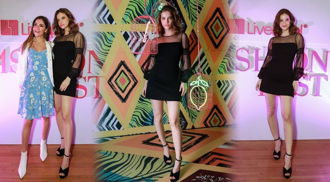 Barbara Palvin – Liverpool Mexico Fashion Fest Cocktail Party in Mexico City