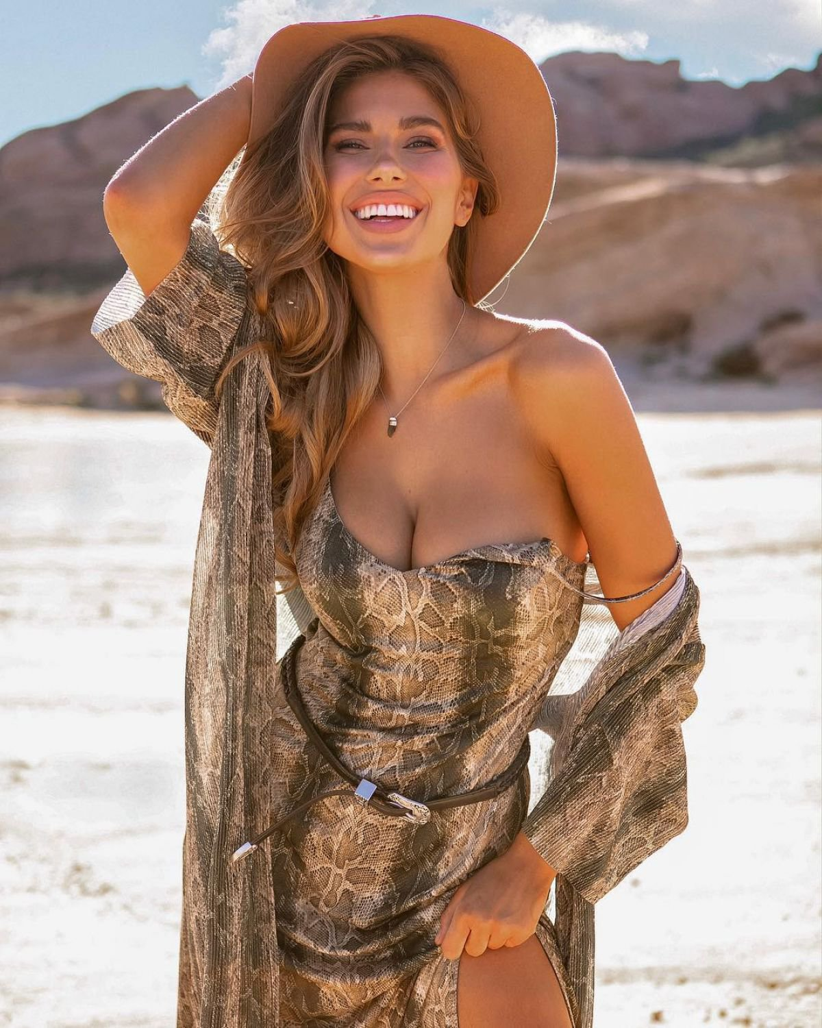 Kara Del Toro Sexy Boobs