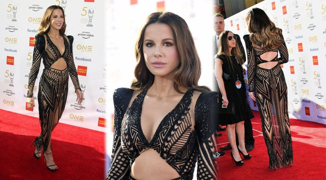 Kate Beckinsale – 50th NAACP Image Awards in Hollywood