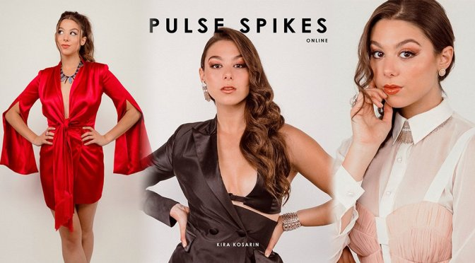 Kira Kosarin – Pulse Spikes Magazine Photoshoot (March 2019)