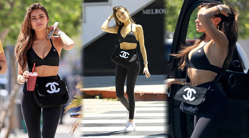 Madison Beer - Sexy Candids in Los ANgeles
