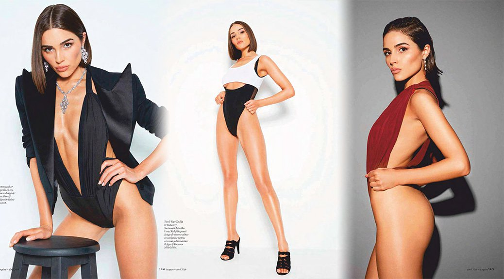 Olivia Culpo - Esquire Mexico Magazine Photoshoot (April 2019)