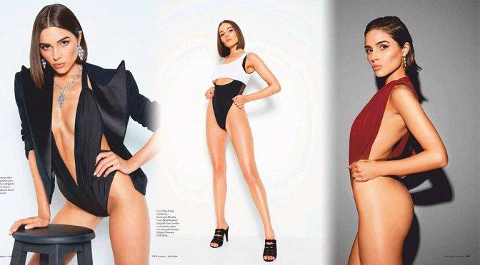 Olivia Culpo – Esquire Mexico Magazine Photoshoot (April 2019)