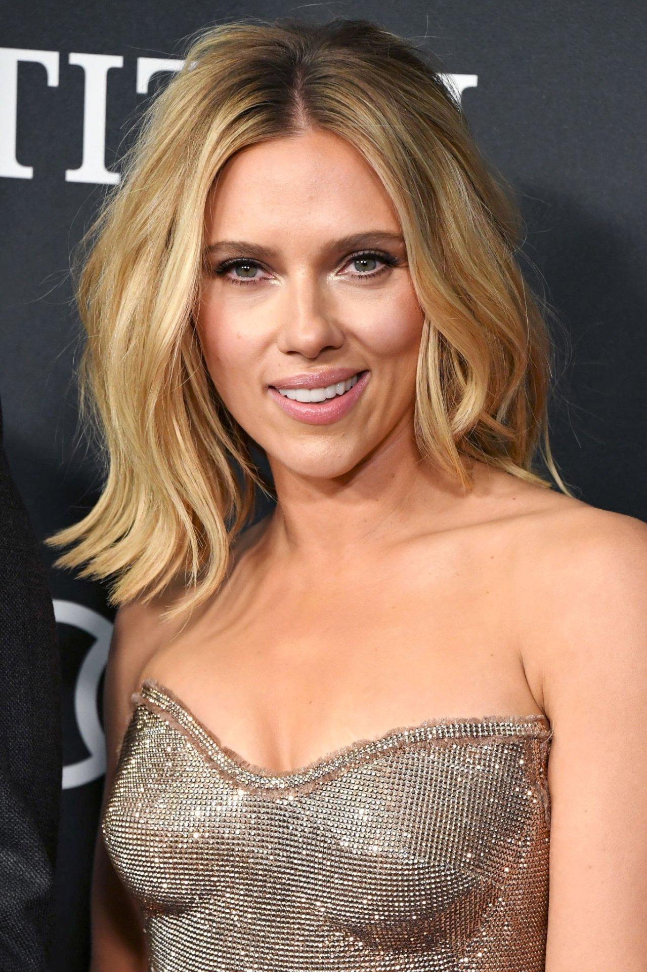 """Scarlett Johansson – """"Avengers: Endgame"""" premiere in Los Angeles"""