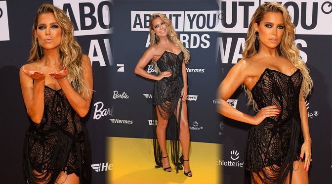Sylvie Meis – ABOUT YOU Awards in Munich