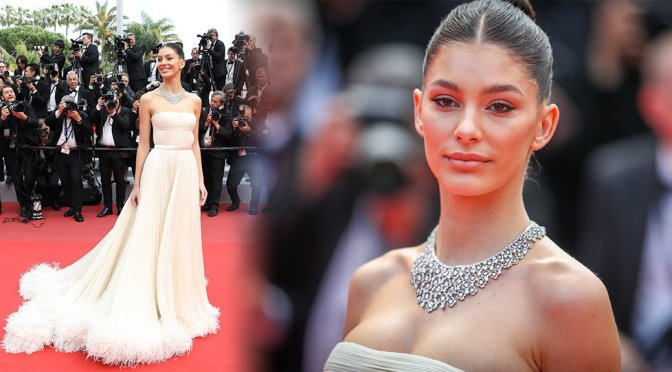 "Camila Morrone – ""Once Upon A Time In Hollywood"" Premiere in Cannes"