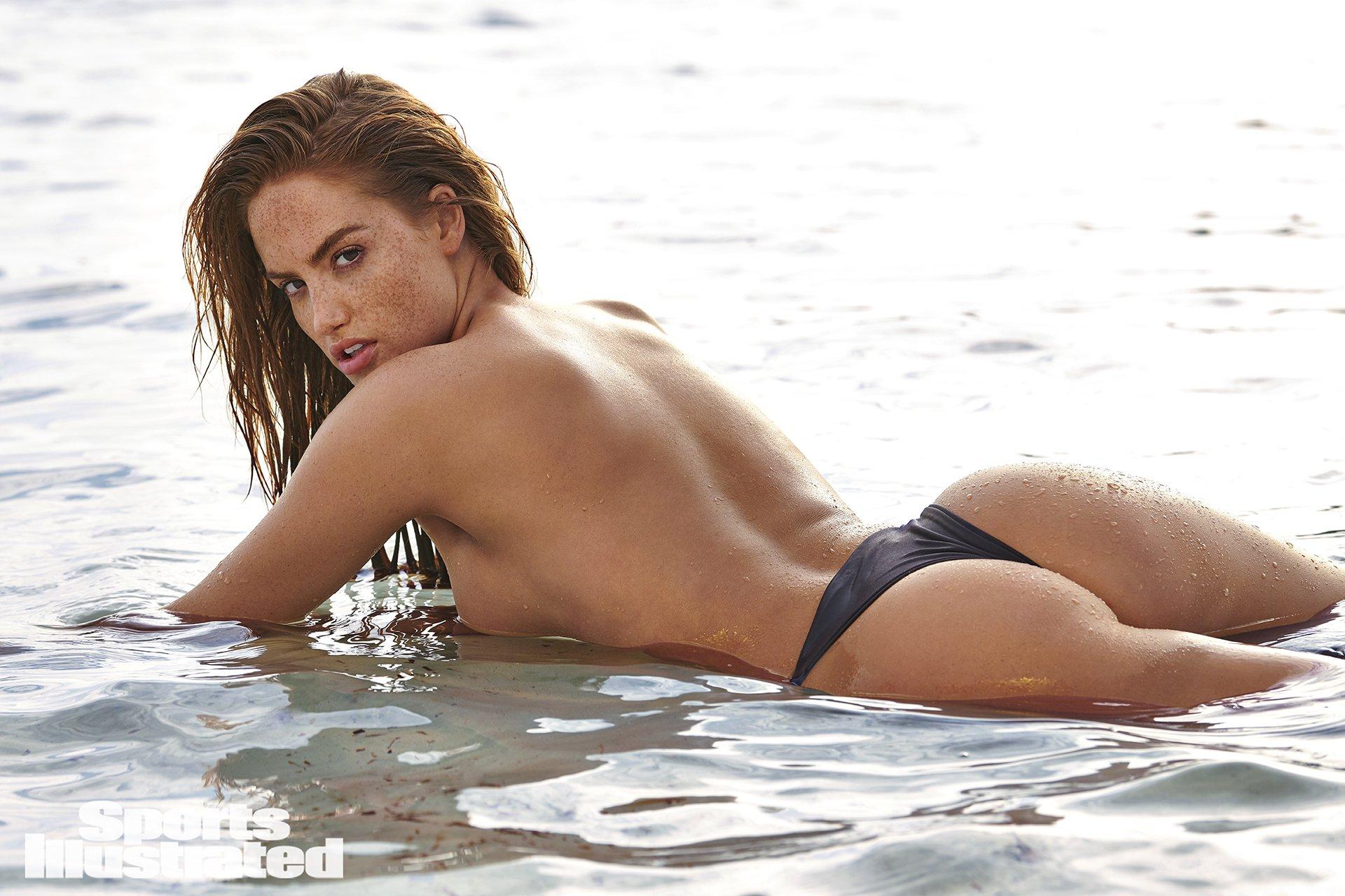 Haley Kalil Sexy Bikini Si Photoshoot