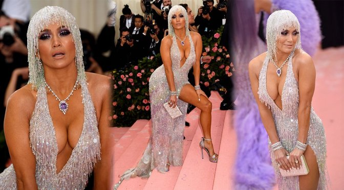 Jennifer Lopez – 2019 MET Gala in New York