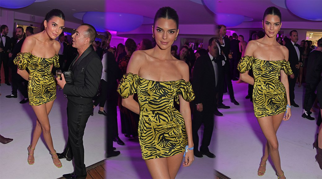 Kendall Jenner - amfAR Gala Cannes 2019 After Party