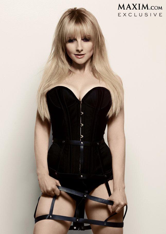 Melissa Rauch Sexy Photoshoot