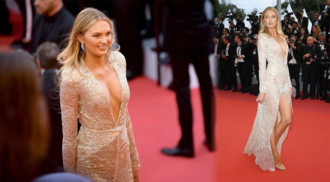 "Romee Strijd – ""The Dead Don't Die"" Premiere in Cannes"