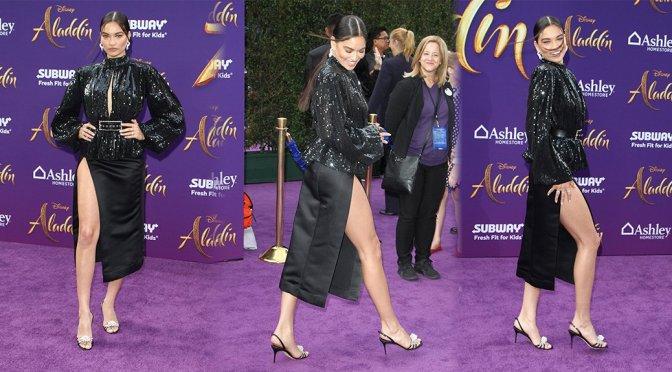 "Shanina Shaik – ""Aladdin"" Premiere in Los Angeles"