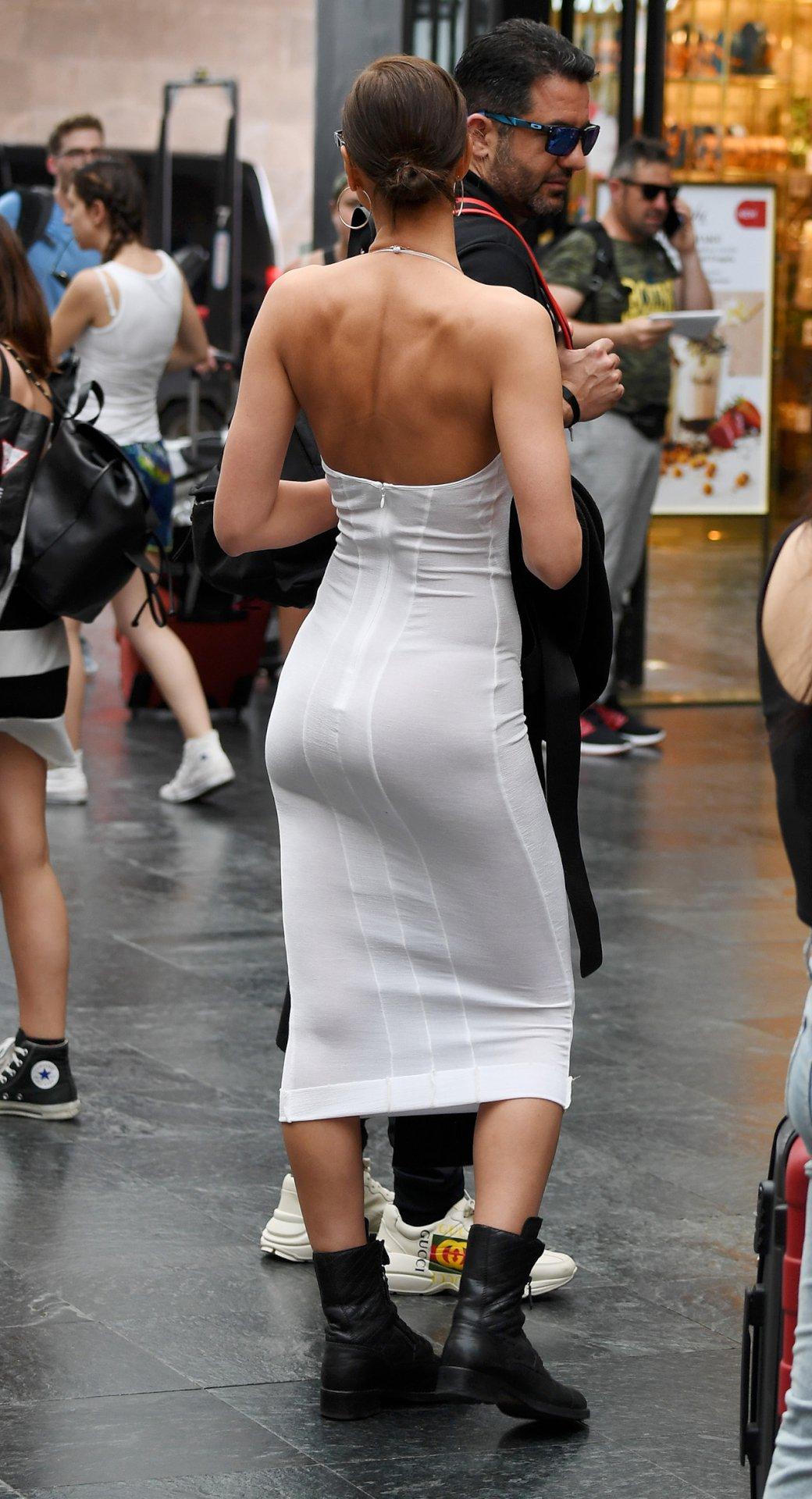 Irina Shayk And Stella Maxwell Sexy