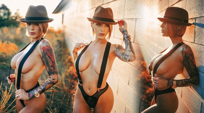 Jayce Ivanah – Sexy Photoshoot by Michael del Priore
