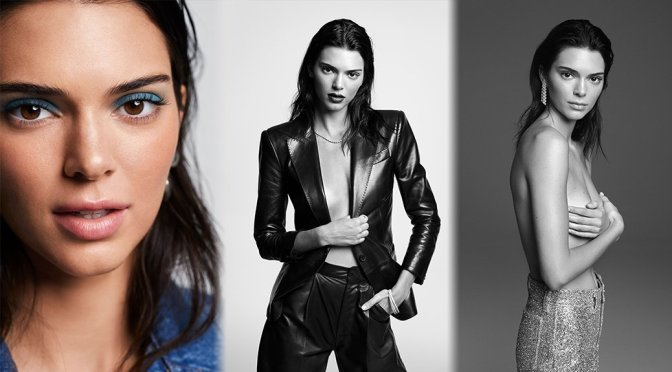 Kendall Jenner - L'Officiel Magazine Photoshoot (Summer 2019)