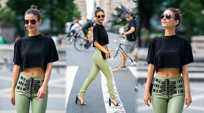 Victoria Justice – Sexy Candids in New York