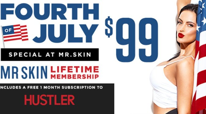 4TH OF JULY LIFETIME SALE! LAST DAY!