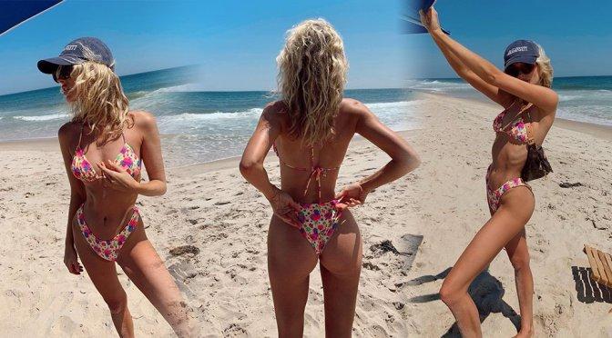 Elsa Hosk – Sexy Bikini Personal Photoshoot in Hamptons