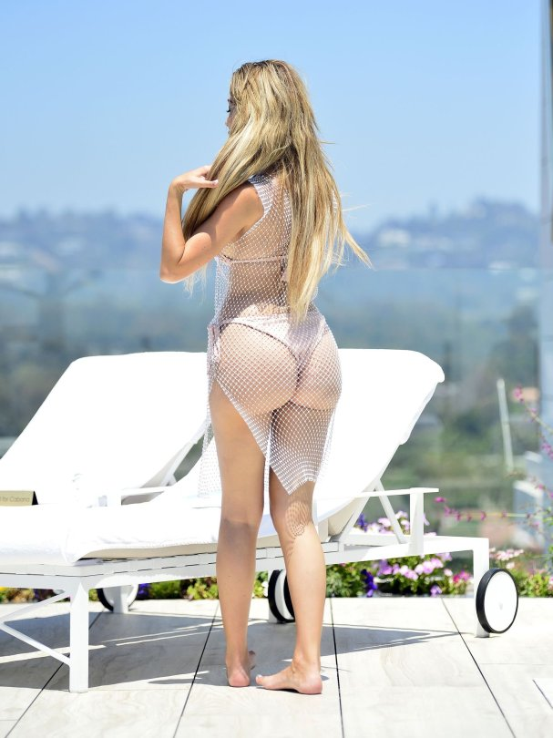 Farah Abraham Sexy Body