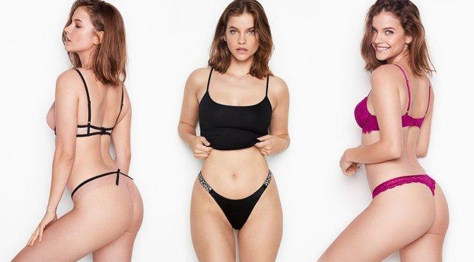 Barbara Palvin – Victoria's Secret Lingerie Photoshoot (August 2019)