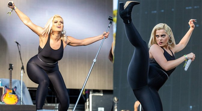 Bebe Rexha – Outside Lands Music Festival in San Francisco
