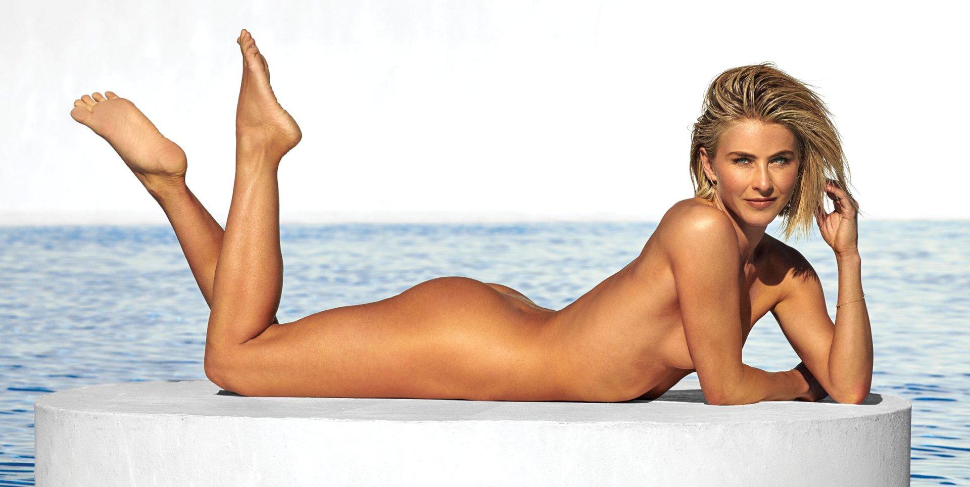 Julianne Hough - Womens Health Magazine Naked Photoshoot -9516