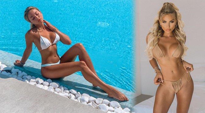 Khloe Terae – Sexy Bikini Photoshoot