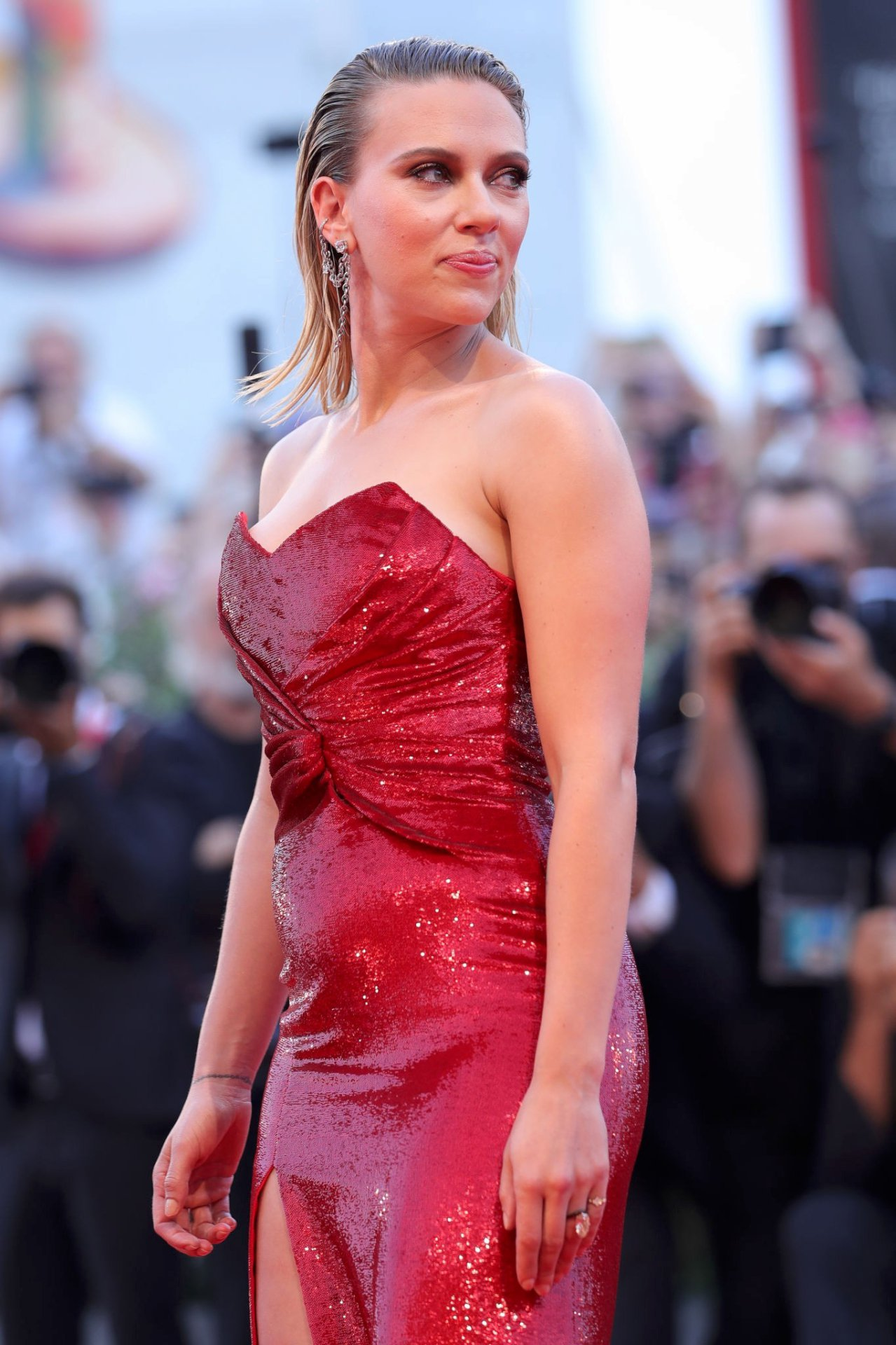"Scarlett Johansson - ""Marriage Story screening"" Premiere in Venice | Hot Celebs Home"