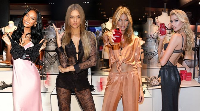 Various Models – Victoria's Secret Celebrates New Fall Collection in Dallas
