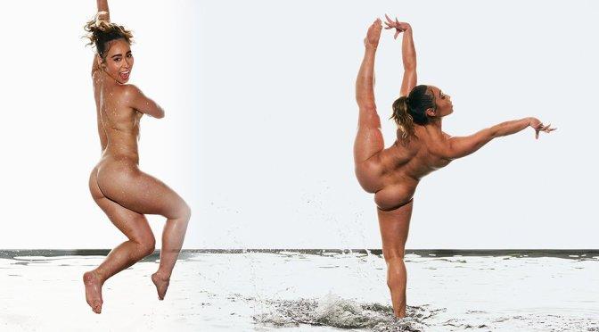 Katelyn Ohashi – ESPN Magazine's 2019 Body Issue Nude Photoshoot