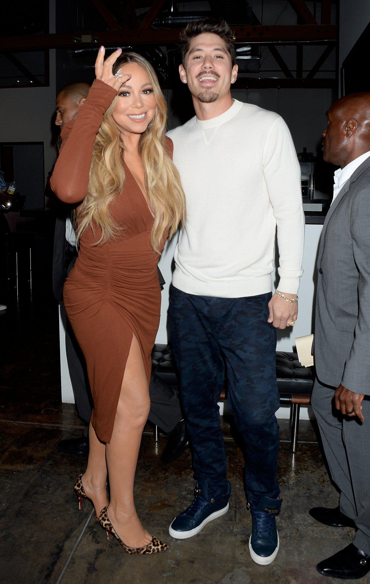 Mariah Carey Hot Curvy Body