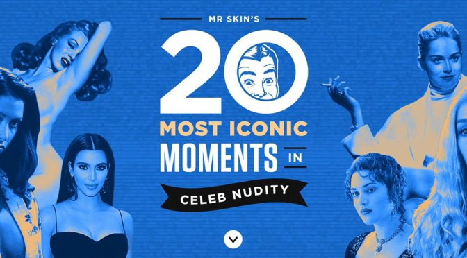 Mr. Skin's 20 Most Iconic Moments in Celeb Nudity