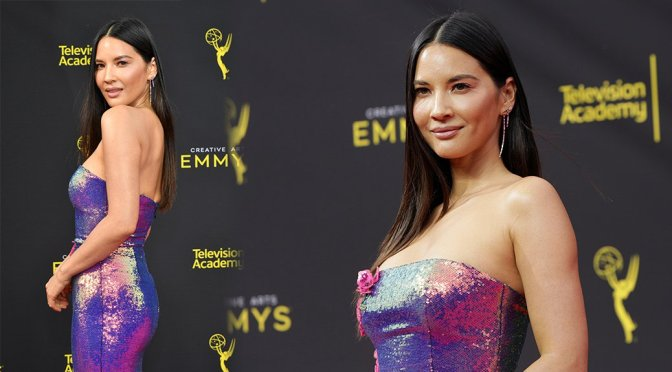 Olivia Munn – 71st Annual Primetime Creative Arts Emmy Awards in Los Angeles