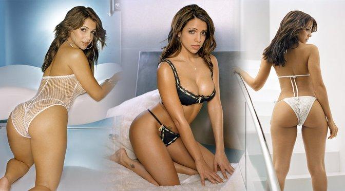 Vida Guerra – Sexy Big Ass For FHM Magazine 2003 Photoshoot