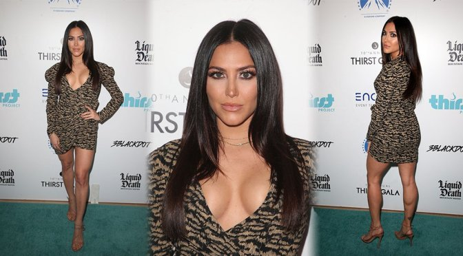 Cassie Scerbo – Thirst Project's 10th Annual Thirst Gala in Los Angeles