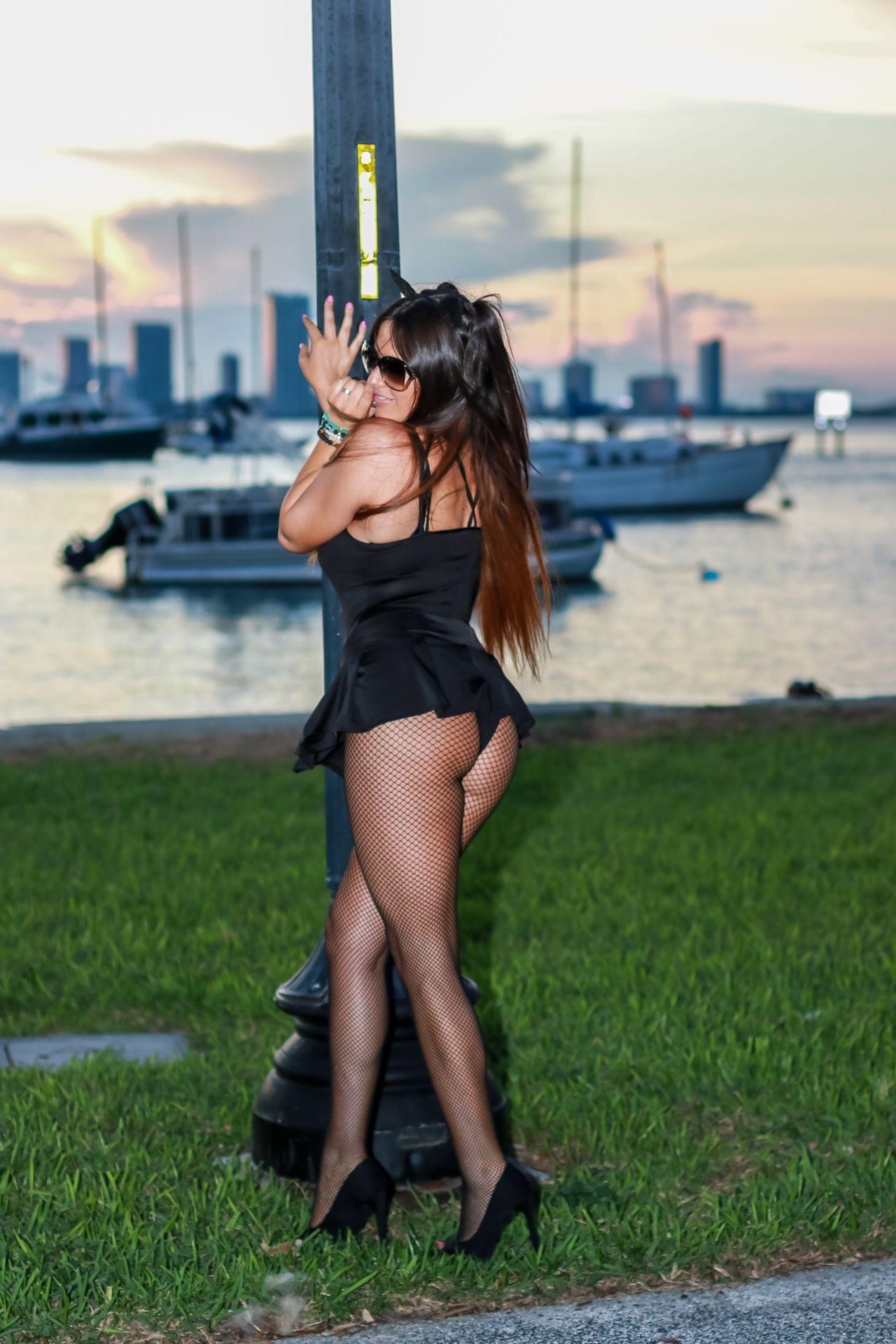 Claudia Romani Slutty Halloween