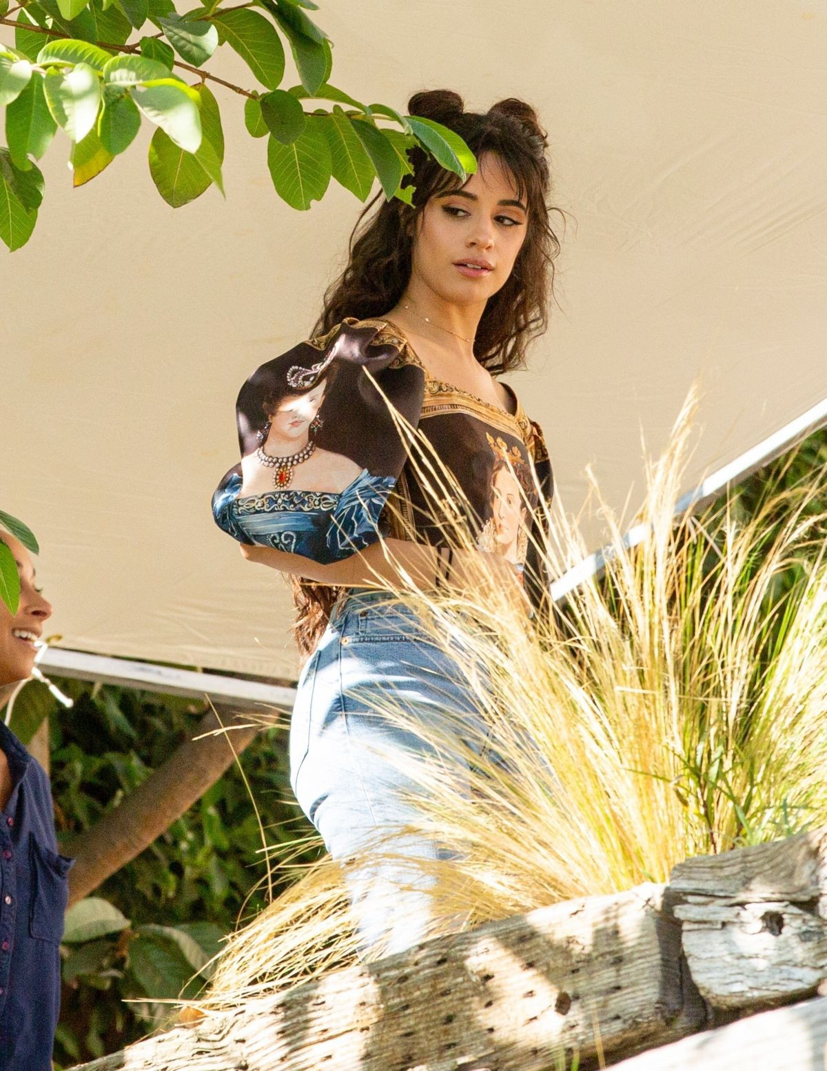 Camila Cabello Sexy Candids