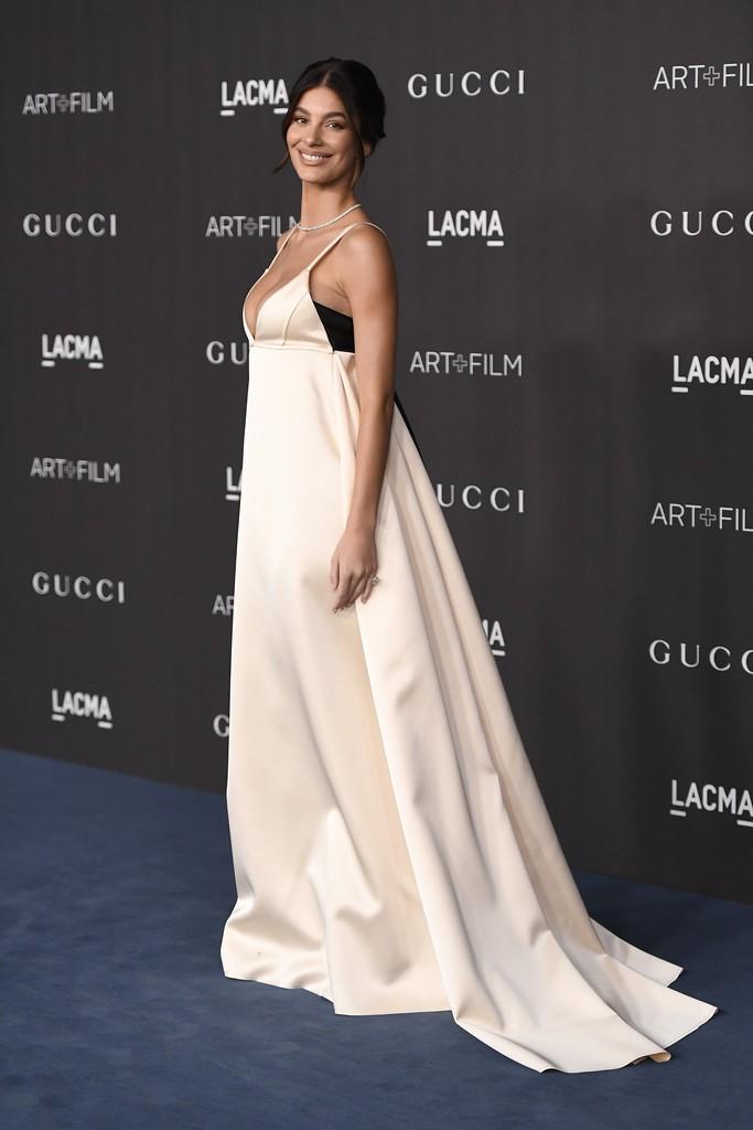 Camila Morrone Sexy Cleavage
