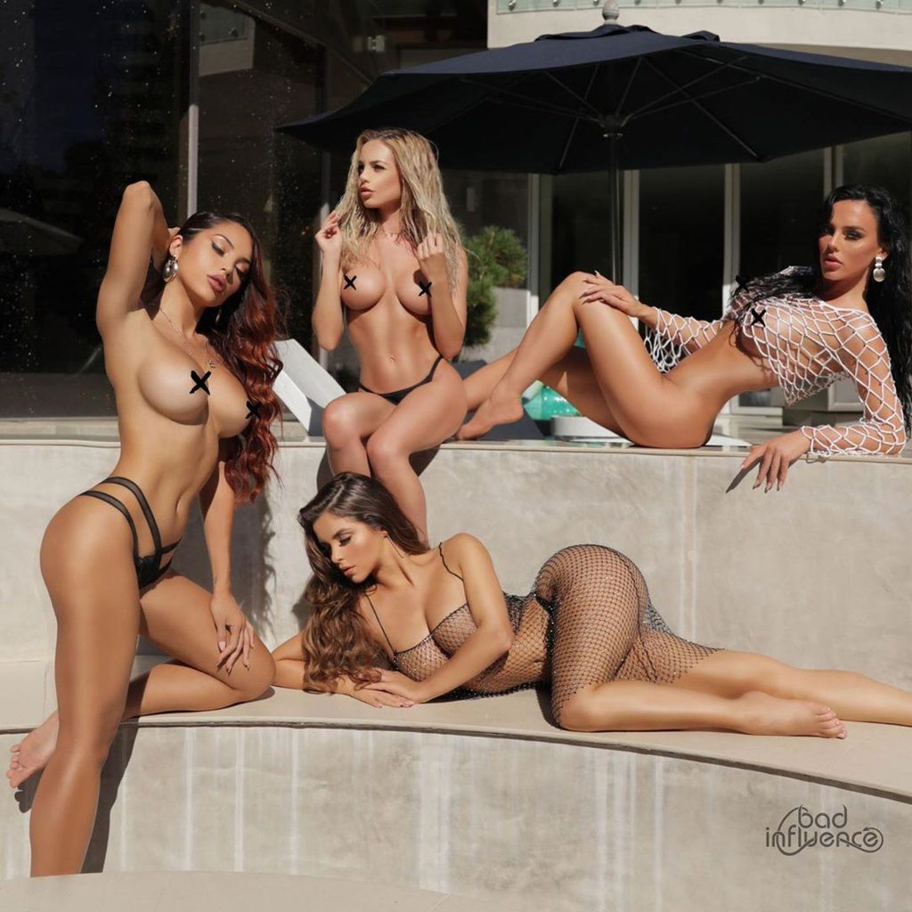 Demi Rose Mawby Naked Photoshoot