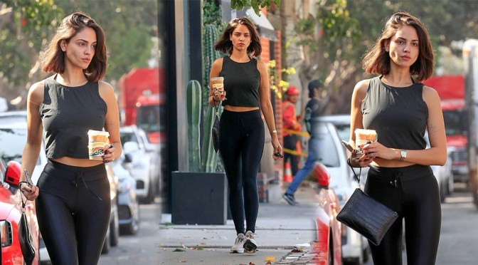 Eiza Gonzalez Beauitful Candid Pictures