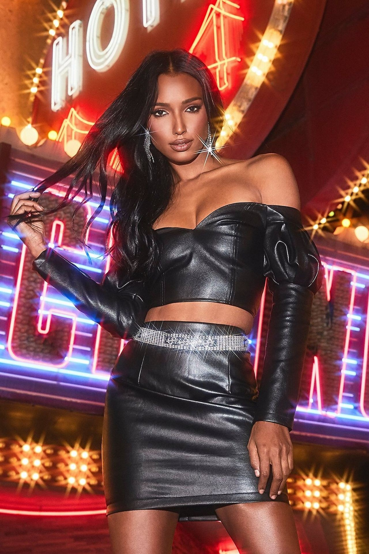 Jasmine Tookes Sexy