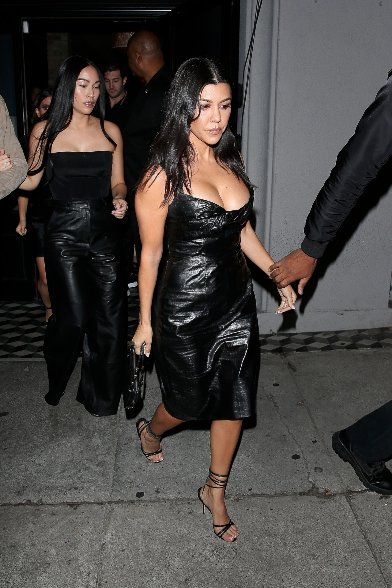 Kourtney Kardashian Sexy Boobs