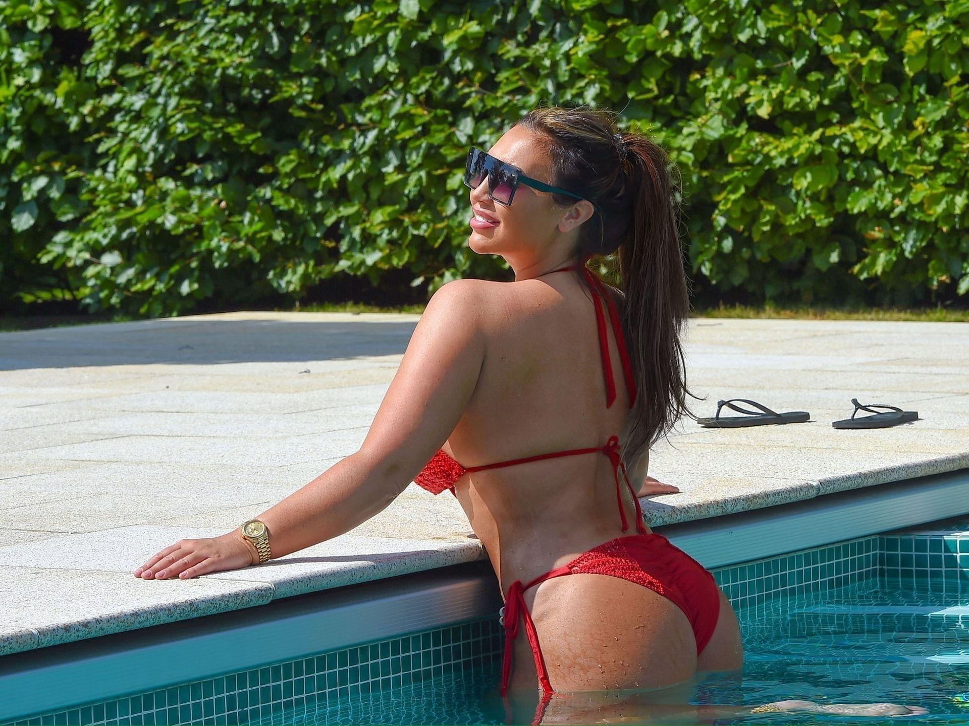Lauren Goodger Hot Bikini Body