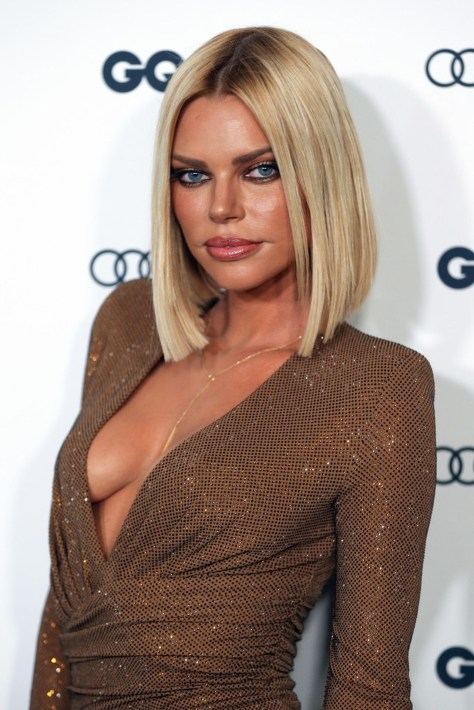 Sophie Monk Sexy Cleavage