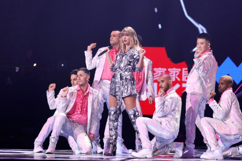 Taylor Swift Sexy On Stage