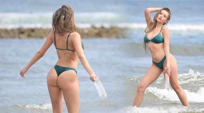 Trista Mikail – 138 Water Bikini Photoshoot in Malibu