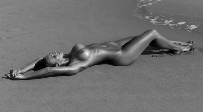 Rachel Cook - WTVR Magazine #1 Naked Photoshoot (November 2019) (NSFW)