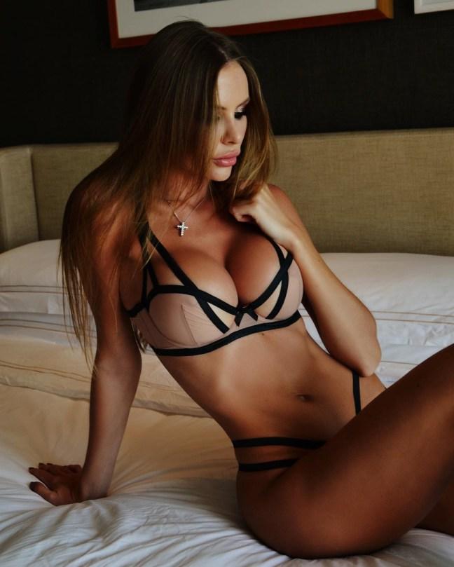 Anastasia Skylin Sexy Lingerie
